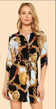 Black-White-Chain-Print-Tunic-Shirt-Blouse-Women-s-2019-New-Spring-Autumn-Office-Lady-Women (2)