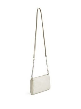 7723ae25ce Kabelky  GUESS dámská kabelka crossbody Georgette stone - šedé ...