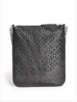 kabelka-guess-marian-logo-embossed-cross-body-cerna - kopie