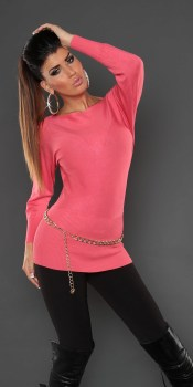 ooKouCla_batsweater_with_studs_and_lace__Color_CORAL_Size_Onesize_0000ISF8055_CORAL_23_2