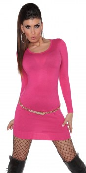ooKouCla_knit-dress_with_Lace_and_Cut-Outs__Color_FUCHSIA_Size_Onesize_0000ISF0607_PINK_34