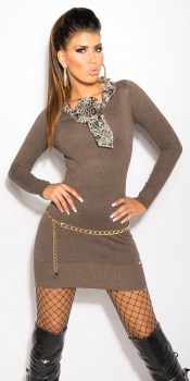 ooKouCla_knit-dress_with__Leo-scarf__Color_CAPPUCCINO_Size_Onesize_0000ISF8024_CAPPUCCINO_19
