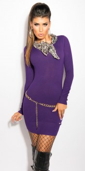 ooKouCla_knit-dress_with__Leo-scarf__Color_PURPLE_Size_Onesize_0000ISF8024_LILA_45