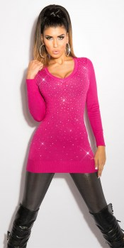 ooKouCla_longsweater_with_rhinestones__Color_FUCHSIA_Size_Onesize_0000IN-056_PINK_60_2